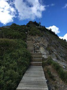 合歡尖山步道