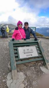 合歡山-石門山