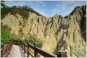 【高雄】探碉堡‧賞惡地:漯底山自然公園步道