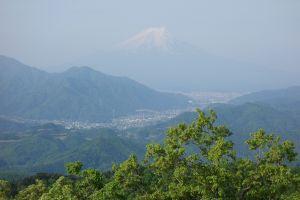 展望富士山-日本山梨縣高川山
