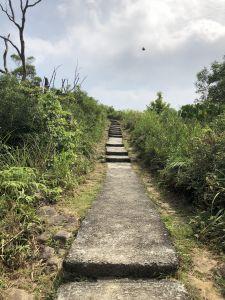丹鳳山、軍艦岩