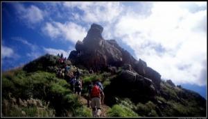 黃金三稜-茶壺山稜:無耳茶壺山、半屏山、燦光寮山 O型走