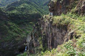 【新北市】小錐麓步道, 小鬼瀑布,南雅奇石
