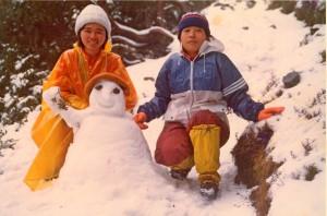 30年前雪山主東北