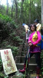 20160514新竹尖石北得拉曼山
