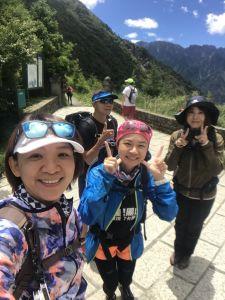 2018.7.14第七座百岳-玉山前峰