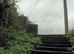 槓子寮山及砲台左進右出