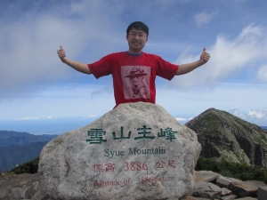 20130704雪山主東峰(三天)