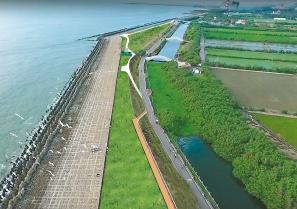 竹市17公里海岸線 升級綠色長廊