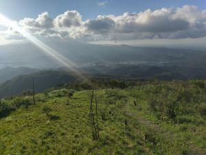 [基隆]姜子寮山。360度展望台(原路來回)