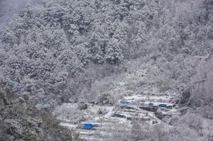 冰封的回憶-鎮西堡-秀巒-田埔