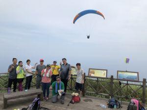 黃金一稜~基隆山東峰 (雷霆峰)→主峰0型
