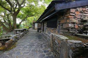【屏東】白鷺社部落石板屋