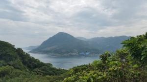 【基隆】海陸雙棲:港仔尾山連峰及泳渡象鼻岩海蝕洞