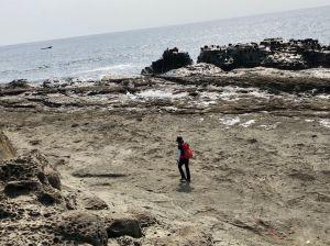 鼻頭角南礁秘境環走稜谷步道