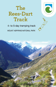 Rees Dart Track in New Zealand