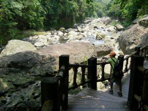 20070714蓬萊溪護魚步道