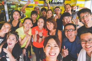 Fitzone 全新初體驗