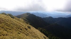 台灣大百岳-合歡山東峰和主峰
