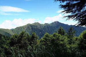 能高越嶺西段奇萊南華
