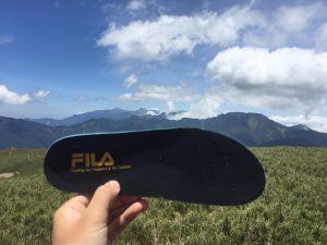 FILA鞋墊-讓我的腳一點都不感疲勞