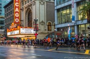 遇見更好的自己 / 2018 芝加哥馬拉松