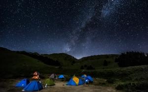 【新手專區】我是新手,我想去小溪營地露營!