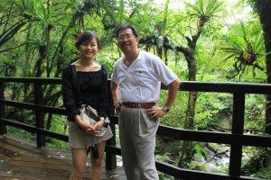 滿月圓森林步道 2011 10 14