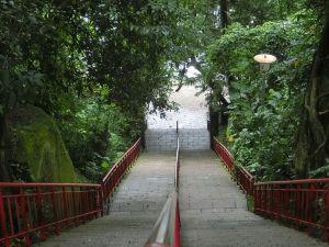 芝山岩步道