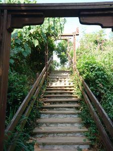 八卦山-天空步道