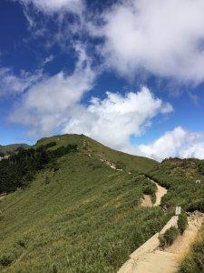 合歡山脈-石門山