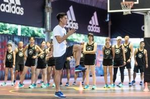 【活動】楊俊瀚領銜 adidas Sports Base 親授跑步訓練心法