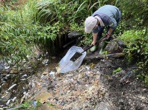 【新聞】太平山國家森林遊樂區委外清潔公司人員 違法棄置廚餘 羅東林管處開罰