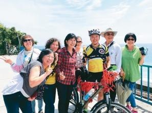 【新聞】單車環島1200公里 愛滋者光哥辦到了