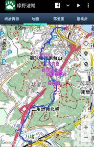 1061119獅球嶺砲台步道