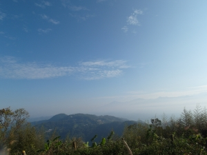 台灣小百岳第36座-苗栗三義-關刀山之三角點