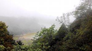 藏身於雲霧中的湖泊~翠峰湖