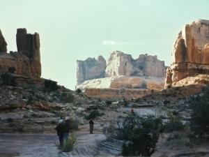 美西之三 拱門 峽谷地國家公園普萊斯峽谷