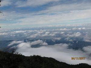 加里山雲海