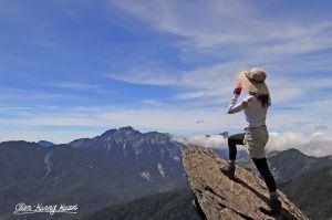 合歡北峰散策