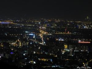20150219~吳氏宗祠~夜景 星空