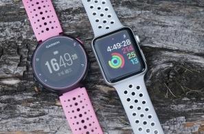 【評測】沒有最好只有最適合 Garmin FR235、Apple Watch2 大車拼