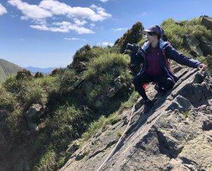 茶壺山+劍龍稜後段