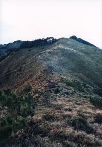 30幾年前的六順山、七彩湖