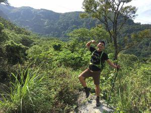 立足大雲林 放眼全台灣 首登雲林第一名山-雲嘉大尖山