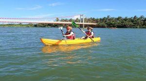 全台15條獨木舟體驗路線|北中南東獨木舟體驗:難易度、特色指