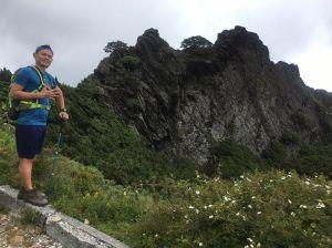 愈容易得到愈要珍惜之合歡南峰 主峰 東峰遊記