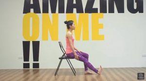 【訓練】舒緩大腿後側痠痛的瑜珈(戶外篇)