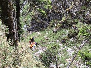 【新聞】登山客不慎跌落陡坡石瀑受困 臺東林管處啟動救援機制 呼籲「安全是登山唯一的路」
