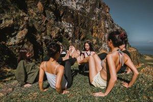 光棍節野營+晨野瑜伽
